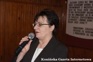 posłanka Elżbieta Streker-Dembińska