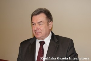 Burmistrz Marek Wesołowski