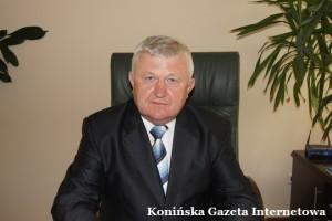 Burmistrz Tadeusz Nowicki