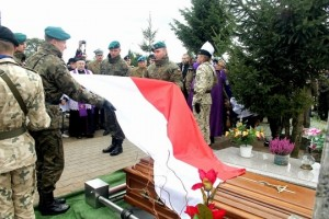 Pogrzeb Rafała Nowakowskiego