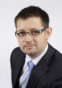 Burmistrz Ślesina Mariusz Zaborowski