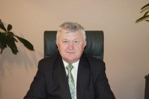 Burmistrz Goliny Tadeusz Nowicki