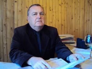 Wójt Gminy Krzymów Tadeusz Jankowski