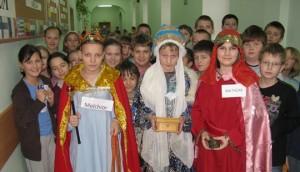 Trzej Królowie SP Golina