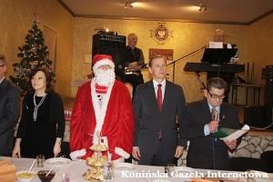 Spotkanie noworoczne seniorów - Sompolno