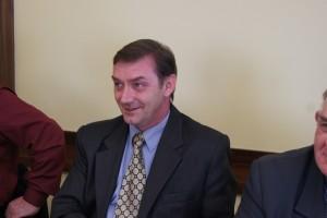 Radny Dariusz Kwiatkowski