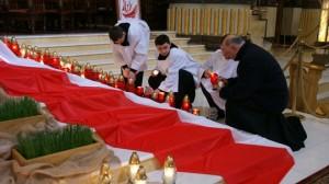 Licheń - rocznica katastrofy smoleńskiej