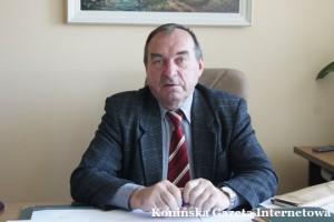 Prezes Stanisław Bielik
