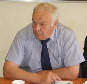 Radny Władysław Mielcarek