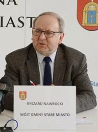 Wójt Ryszard Nawrocki
