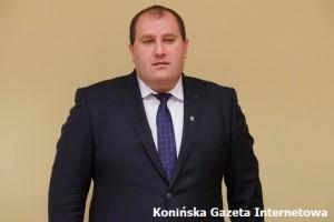 Wójt Paweł Szczepankiewicz