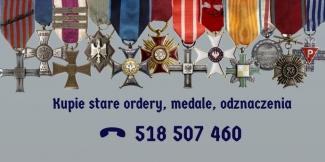 Kupi-stare-kolekcje-medali-orderw-odznak-orzekw