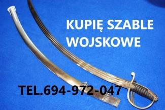 KUPI-WOJSKOWE-SZABLEBAGNETYKORDZIKINOE-TELEFON-694972047