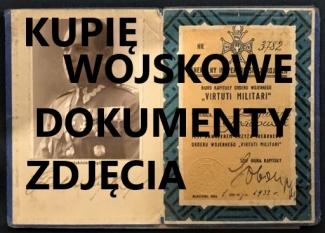 KUPI-WOJSKOWE-STARE-DOKUMENTYZDJCIA-LEGITYMACJE